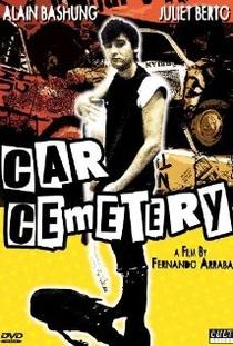 O Cemitério de Automóveis - Poster / Capa / Cartaz - Oficial 1