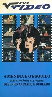 A Menina e o Esquilo - Poster / Capa / Cartaz - Oficial 2