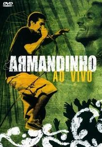 Armandinho Ao Vivo - Poster / Capa / Cartaz - Oficial 1
