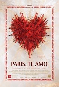 Paris, Te Amo - Poster / Capa / Cartaz - Oficial 2