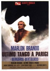 Último Tango em Paris - Poster / Capa / Cartaz - Oficial 5