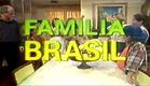 Rede Manchete: Chamada de Família Brasil - 1993