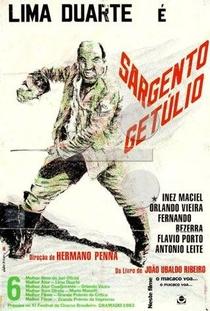 Sargento Getúlio - Poster / Capa / Cartaz - Oficial 1
