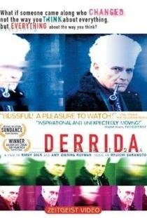 Derrida - Poster / Capa / Cartaz - Oficial 1