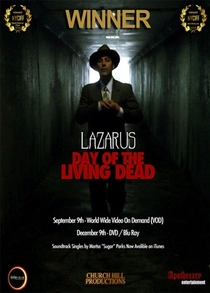Lazarus: O Dia dos Mortos Vivos - Poster / Capa / Cartaz - Oficial 2