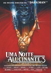 Uma Noite Alucinante 3 - Poster / Capa / Cartaz - Oficial 2