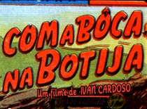Com a Boca na Botija - Poster / Capa / Cartaz - Oficial 1
