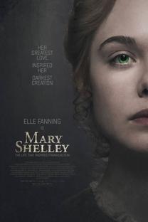 Mary Shelley - Poster / Capa / Cartaz - Oficial 1
