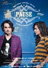 Pausa - Poster / Capa / Cartaz - Oficial 1