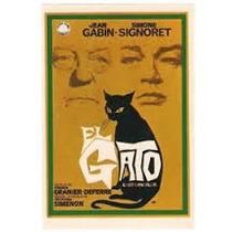 O Gato - Poster / Capa / Cartaz - Oficial 3