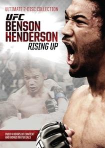 Benson Henderson: Rising Up - Poster / Capa / Cartaz - Oficial 1