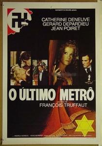 O Último Metrô - Poster / Capa / Cartaz - Oficial 4