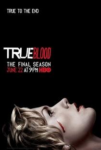 True Blood (7ª Temporada) - Poster / Capa / Cartaz - Oficial 1