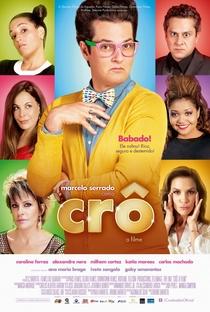 Crô - O Filme - Poster / Capa / Cartaz - Oficial 1