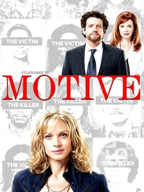 Motive (1ª Temporada) - Poster / Capa / Cartaz - Oficial 2