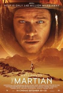Perdido em Marte - Poster / Capa / Cartaz - Oficial 3