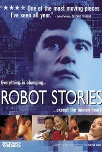 Robot Stories - Poster / Capa / Cartaz - Oficial 1