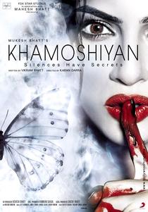 Khamoshiyan - Poster / Capa / Cartaz - Oficial 2