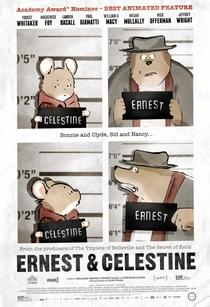 Ernest e Célestine - Poster / Capa / Cartaz - Oficial 3