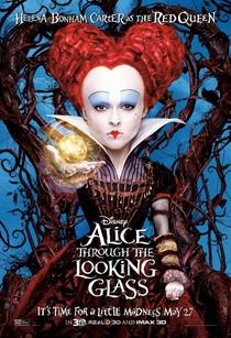 Alice Através do Espelho - Poster / Capa / Cartaz - Oficial 21
