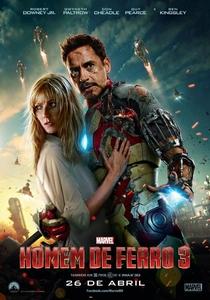 Homem de Ferro 3 - Poster / Capa / Cartaz - Oficial 11