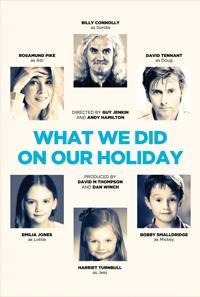O Que Nós Fizemos No Nosso Feriado - Poster / Capa / Cartaz - Oficial 2