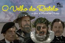 O Velho do Restelo - Poster / Capa / Cartaz - Oficial 1