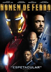 Homem de Ferro - Poster / Capa / Cartaz - Oficial 3