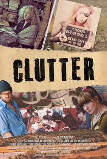 Clutter - Poster / Capa / Cartaz - Oficial 1