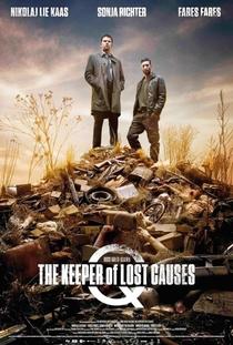Departamento Q: Guardiões das Causas Perdidas - Poster / Capa / Cartaz - Oficial 1