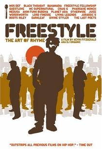 Freestyle: A Arte da Rima - Poster / Capa / Cartaz - Oficial 1