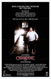 Christine, O Carro Assassino - Poster / Capa / Cartaz - Oficial 5