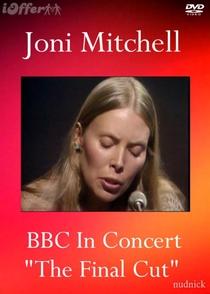 Joni Mitchell - BBC In Concert - Poster / Capa / Cartaz - Oficial 1