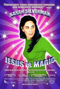 Sarah Silverman - Jesus é Mágico - Poster / Capa / Cartaz - Oficial 1