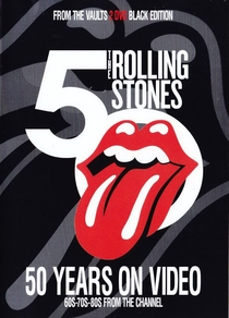 Rolling Stones - 50 Years On Video Part 1 - Poster / Capa / Cartaz - Oficial 1