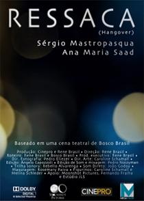 Ressaca - Poster / Capa / Cartaz - Oficial 1