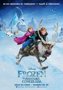 Frozen - Uma Aventura Congelante - Poster / Capa / Cartaz - Oficial 12