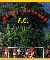 Novos Baianos F.C. - Poster / Capa / Cartaz - Oficial 1