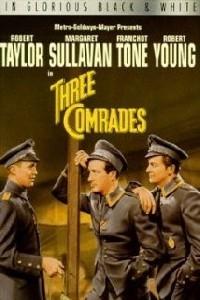 Três Camaradas - Poster / Capa / Cartaz - Oficial 1