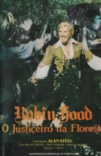 Robin Hood - O Justiceiro da Floresta - Poster / Capa / Cartaz - Oficial 1
