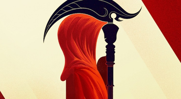 "Neal Shusterman's Movie ""Scythe"""