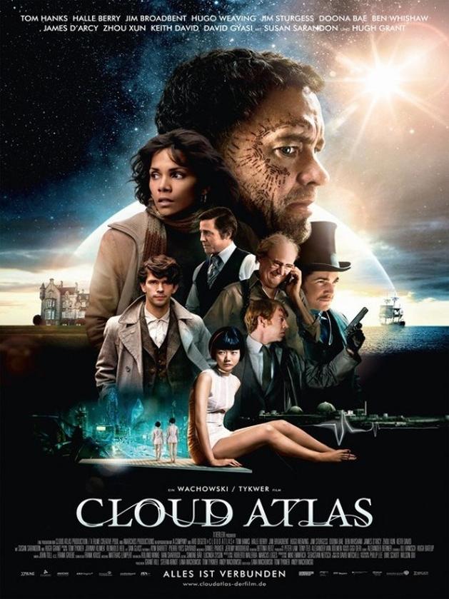 Crítica: A Viagem (Cloud Atlas, 2012)