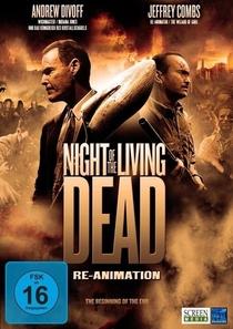 A Noite dos Mortos Vivos: Re-Animação - O Início do Fim - Poster / Capa / Cartaz - Oficial 4