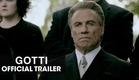 GOTTI (2017 Movie) – Official Trailer – John Travolta