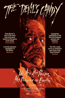 The Devil's Candy - Poster / Capa / Cartaz - Oficial 5