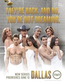 Dallas (1ª Temporada) - Poster / Capa / Cartaz - Oficial 1