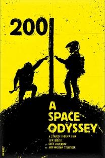 2001: Uma Odisseia no Espaço - Poster / Capa / Cartaz - Oficial 12