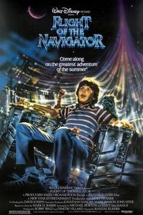 O Vôo do Navegador - Poster / Capa / Cartaz - Oficial 2