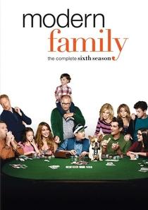 Família Moderna (6ª Temporada) - Poster / Capa / Cartaz - Oficial 2
