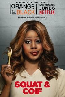 Orange Is The New Black (2ª Temporada)  - Poster / Capa / Cartaz - Oficial 4